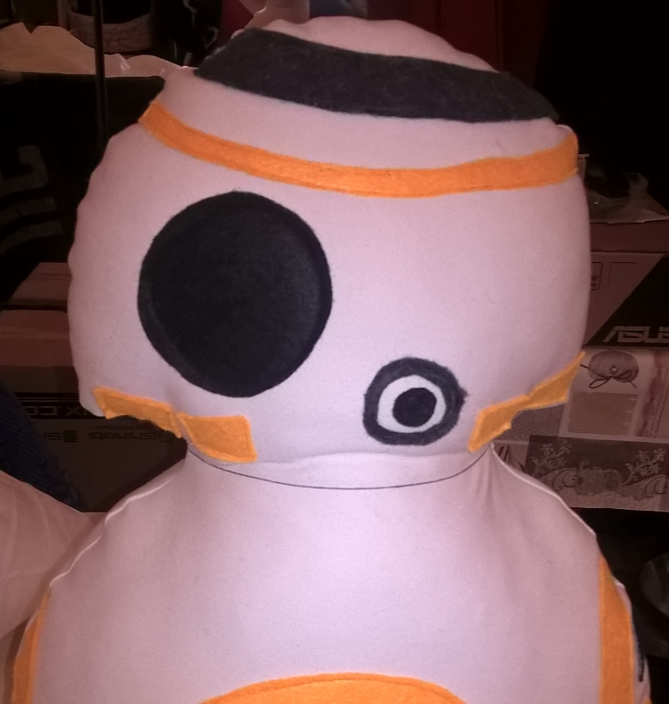 BB-8 Star Wars Droide